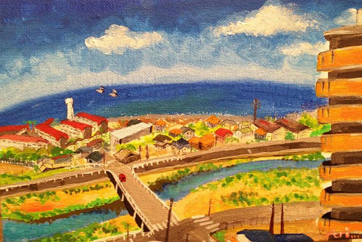 『風景画/自分の部屋の窓から見た景色』+『MY BOX』ヒロナカゼミ展 開催中!