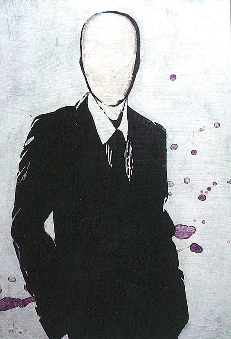 山本雅也個展『現代社会の子供達』