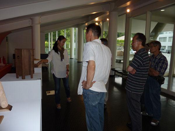 2013年度前期 キャリア・アップ プログラム(履修証明プログラム)修了作品展
