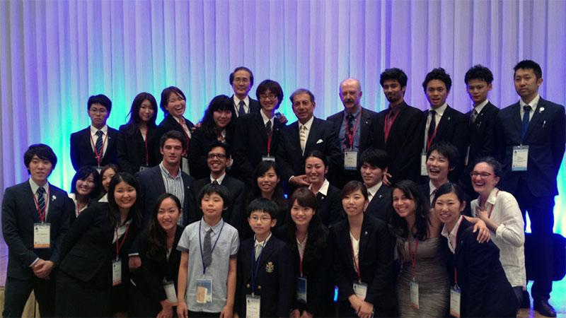 第17回 IAUP (世界大学総長協会) 横浜総会に参加しました。