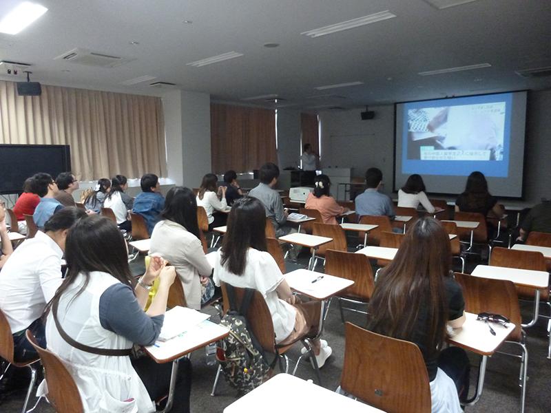 ②神戸西警察署による防犯講和1