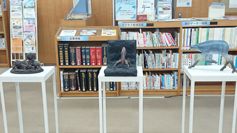 『アートショカン展』兵庫県立図書館開館40周年記念事業