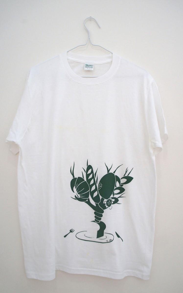 アジアの植物模様ワークショップ作品展
