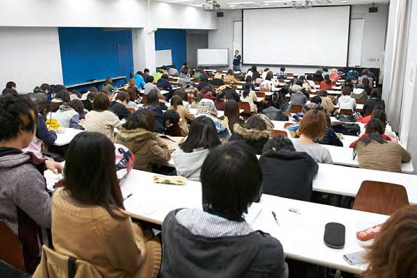 2015年4月29日(水・振) 授業見学型オープンキャンパス情報公開