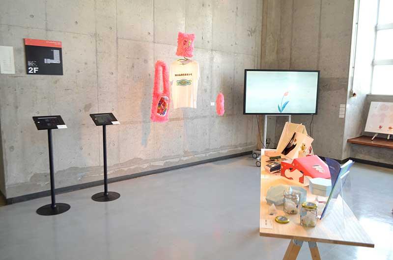 ビジュアルデザイン総合演習 コラボレーション作品展開催のお知らせ