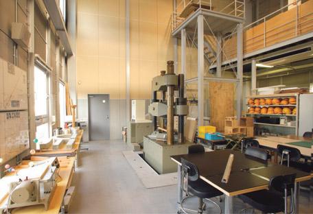 環境デザインラボラトリー/木工ラボラトリー