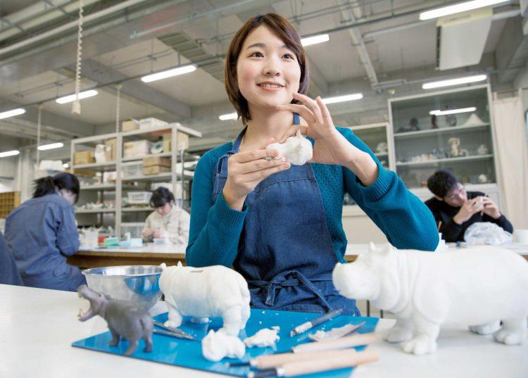 フィギュア・彫刻コース