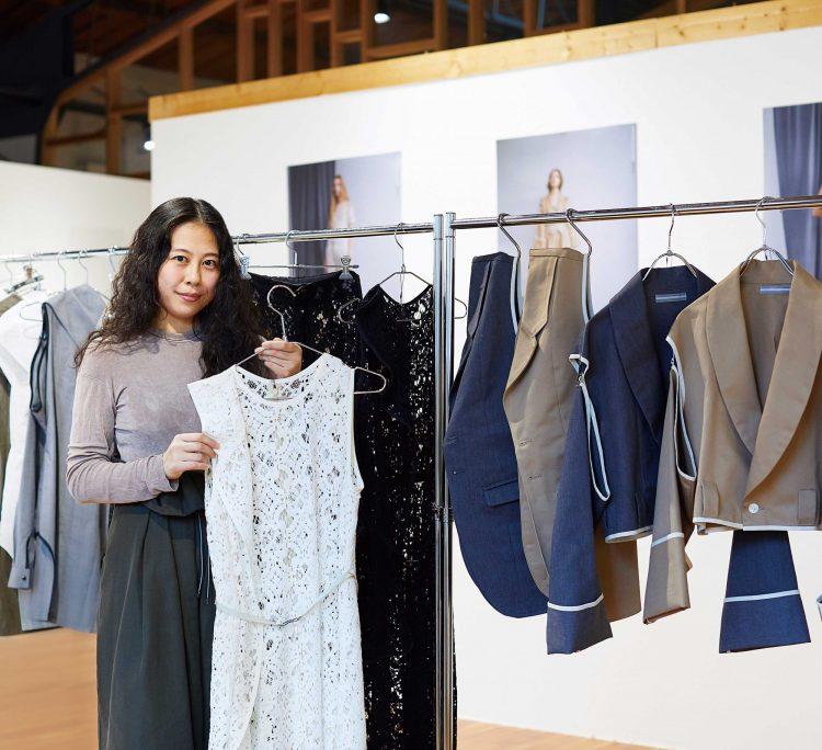 岸田 美樹(2010年 ファッションデザイン学科卒業)