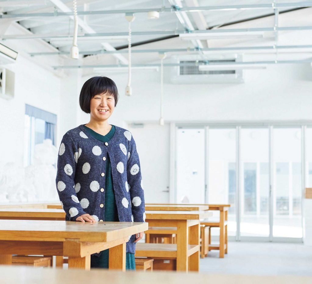 西脇 久実(2013年 造形表現学科造形美術専攻※ 卒業)