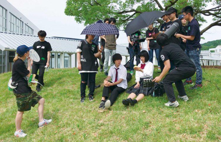 コープこうべ「神戸メロンパン」ネットCM制作 with 神戸芸術工科大学 映画コース