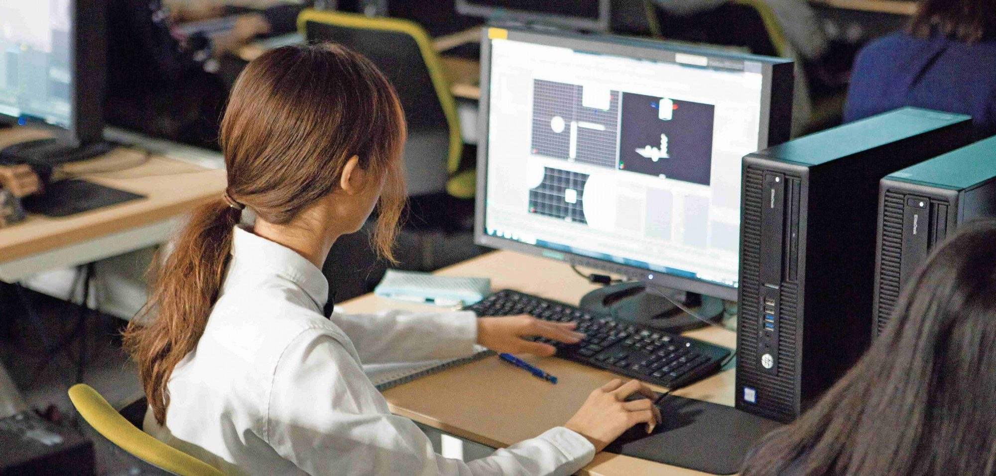 映像表現学科 プロジェクト
