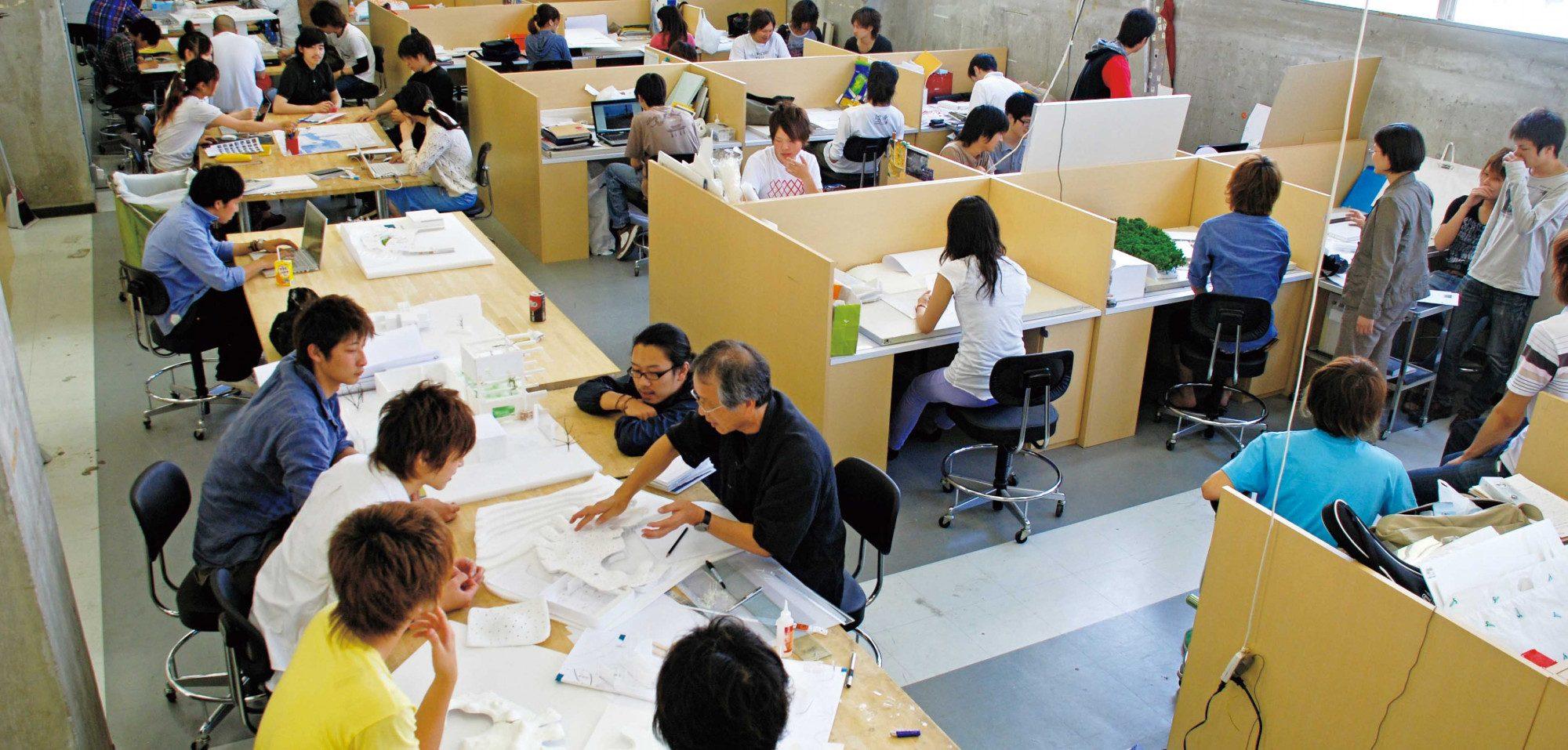 環境デザイン学科 カリキュラム・取得可能資格