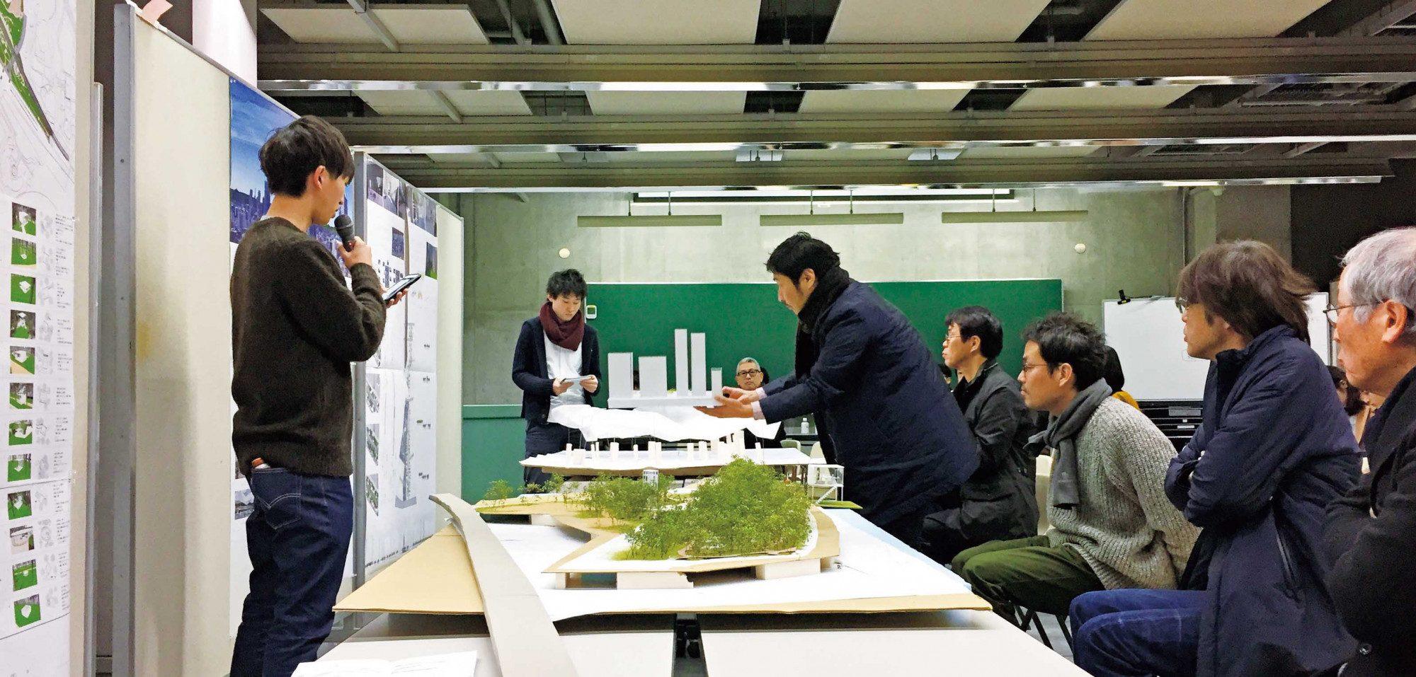 環境デザイン学科 プロジェクト