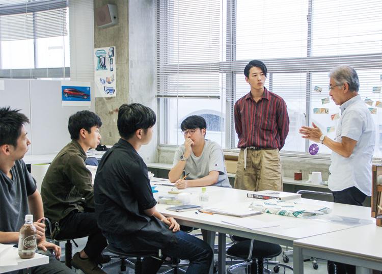 プロダクト・カーデザインコース