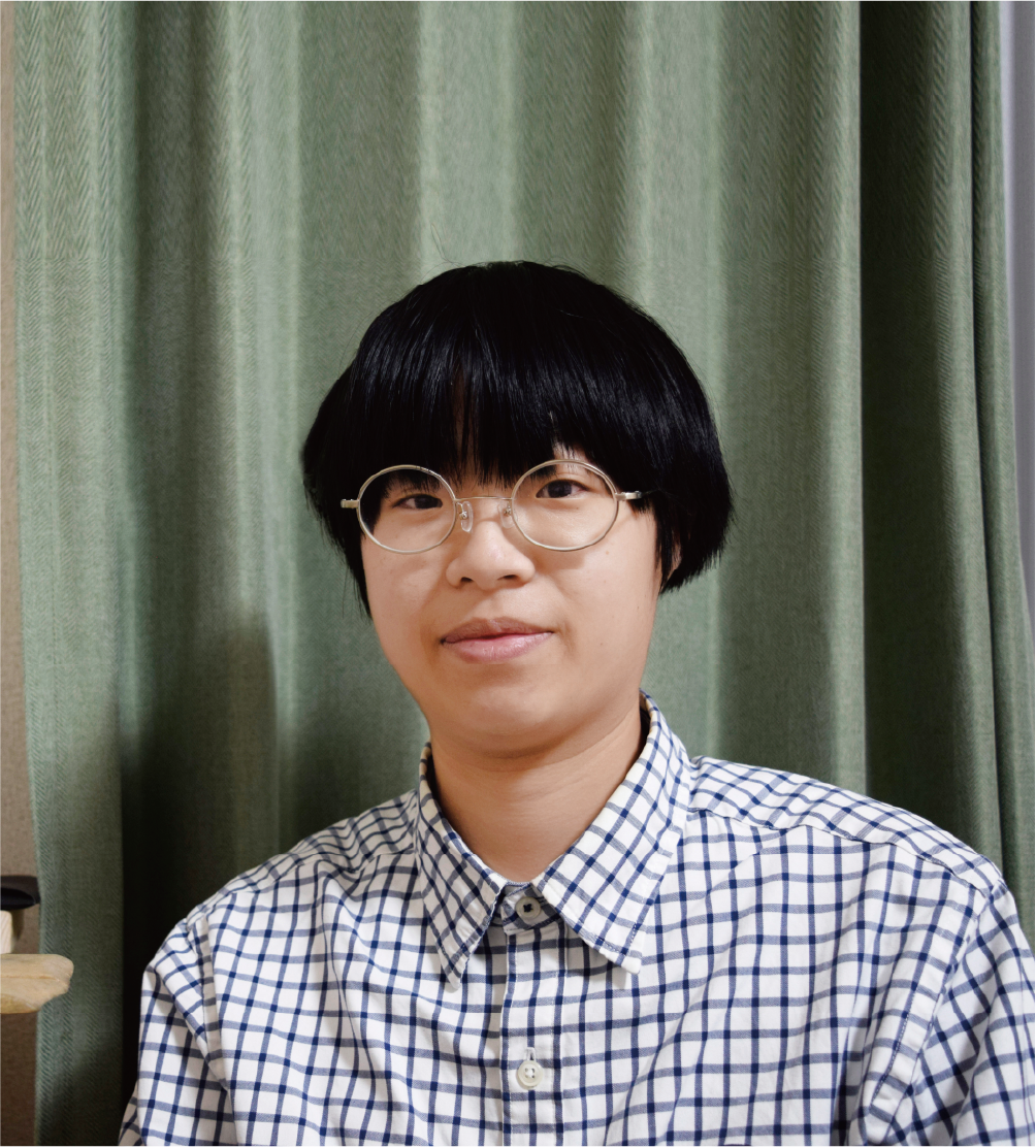陳 韋心(2019年 ジュエリー・メタルワークコース 卒業)
