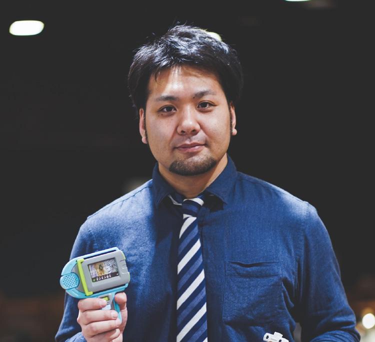 上野 美夏(2013年 プロダクト・カーデザインコース卒業)