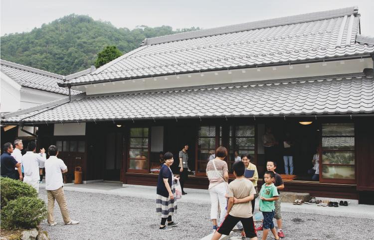 篠山建築学校プロジェクト