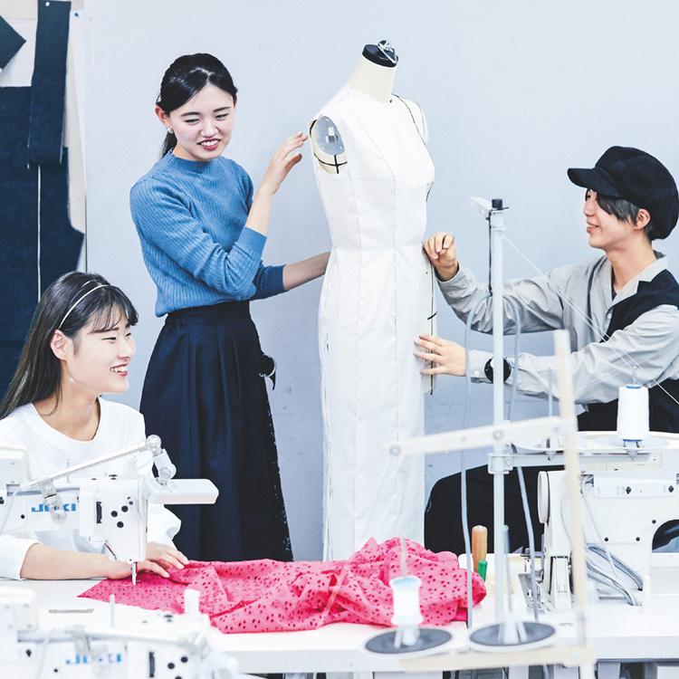 ファッションデザイン学科