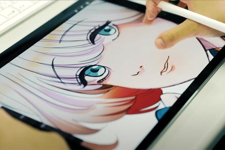 Webアニメ・コミックコース