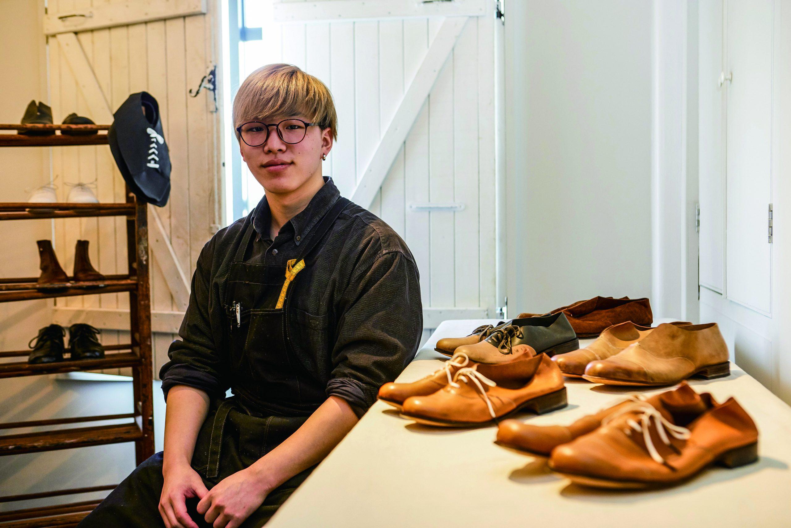 山形 燿太郎(2018年 ファッション企画コース卒業)
